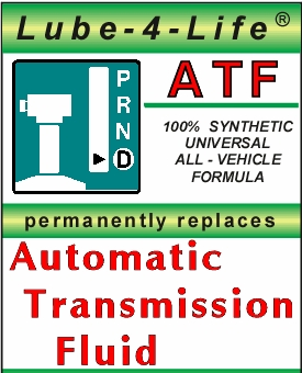 SynLube Lube−4−Life ATF 5