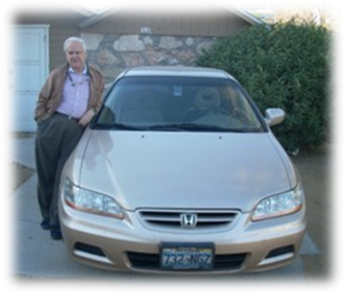 2001 HONDA Accord V6
