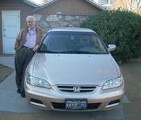 2001 HONDA Accord V-6