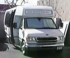 1999 FORD E-450 Super Duty Bus Limo