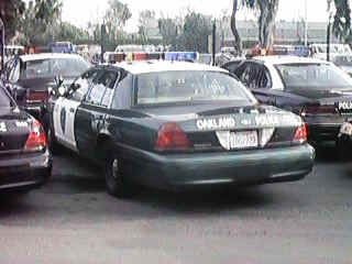 2000 FORD Crown Victoria POLICE