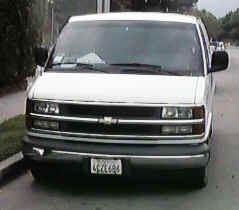 1999 Chevy Express 2500 Cargo