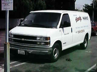 1998 Chevy Express Cargo