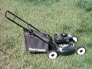 1998 CRAFTSMAN Lawnmower